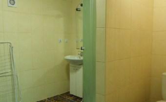 łazienka z wc - 2 prysznice